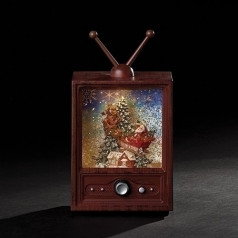 TV with Santa in Sleigh - $49.99