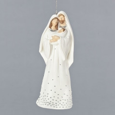 Holy Family Ornament - $8.99