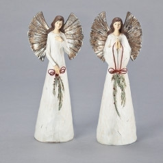 Angel with Sprig - $21.99 each
