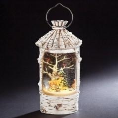 Birch Lantern - $99.99