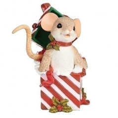 Mouse in Present - $26.00
