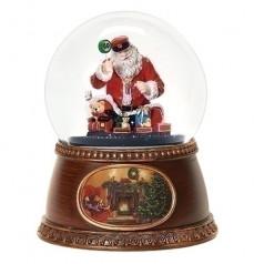 Santa with Train - $56.99