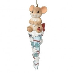 Icicle Mouse Ornament - $21.99