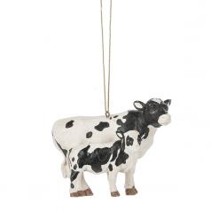 Cow w/Calf Ornament - $11.99