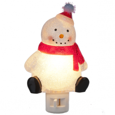 140830 Snowman Nightlight - $24.99
