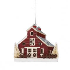 Red Barn - $11.99