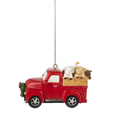 Red Truck - $9.99