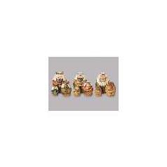 Nativity Nesting Dolls - $79.99