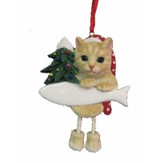 35359-8 Orange Tabby Cat - $9.99