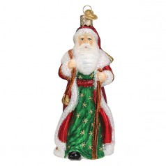 40307 Father Christmas with Bells - $25.99