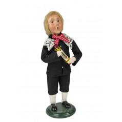Boy with Cracker - $76.00