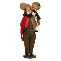 Bob Cratchit & Tiny Tim - $138.00