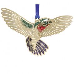 Solid Brass Humming Bird - $19.99