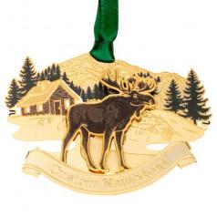 Mountain Moose Collage-$24.99