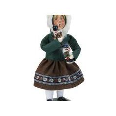 Girl with Nutcracker - $76.00