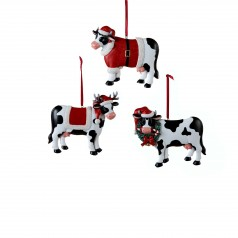 Christmas Cow - $8.99 each