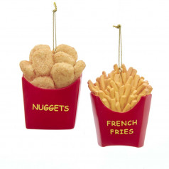 Fries/Nuggets - $8.99 each