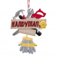 Handyman Ornament - $9.99