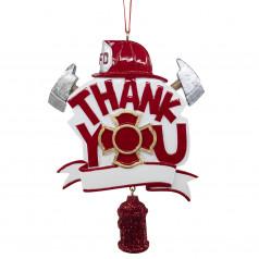 Thank You Fireman - $8.99