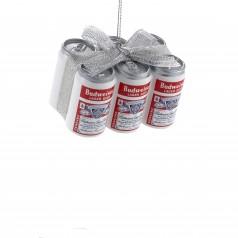 AB1151 Budweiser Vintage Cans - $8.99