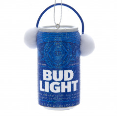 AB1195 Bud Light Can w/Muffs - $6.99