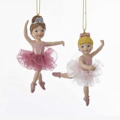 Ballerina Girl, 2 asst. - $9.99