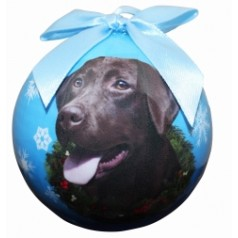 CBO-22 Chocolate Labrador - $8.99