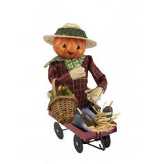 Pumpkin Wagon - $32.00