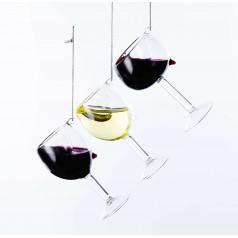 D2991 Liquid Wine Glasses. - $11.99 each