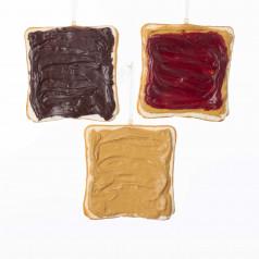 D3209 Foam Sliced Toast - $5.99 each