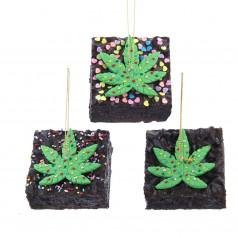Cannabis Brownie - $8.99 each
