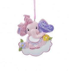 Baby Girl Elephant - $7.99