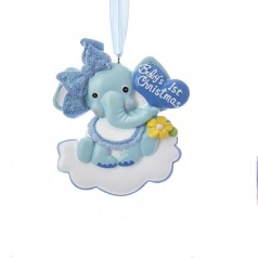 Baby Boy Elephant - $7.99