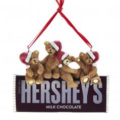 HY0486 Bears on Hersheys - $9.99