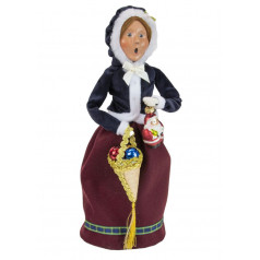 Woman with Glass Ornaments - $76.00