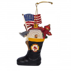 Fireman Boot - $8.99