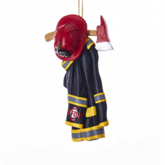 Firefighter Uniform - $7.99