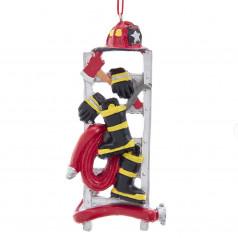 Firefighter Outift + Ladder - $7.99