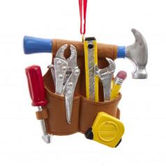 Hammer and Tool Belt - $7.99