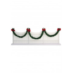 White Picket Fence - $40.00