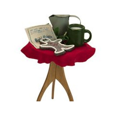 Cookies and Milk Table - $26.00