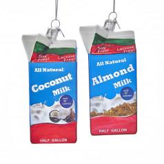 NB1317 Glass Coconut/Almond Milk - $14.99 each