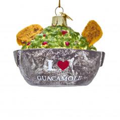 NB1446 Glass Guacamole Bowl - $13.99