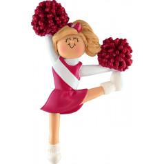 Red Blonde Cheerleader - $10.99
