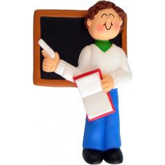 Brunette Male Teacher - $11.99