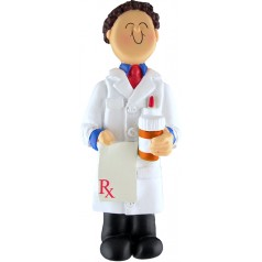 Pharmacist -$10.99 (also available in female)