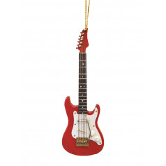 Red Electric Guitar - $9.99