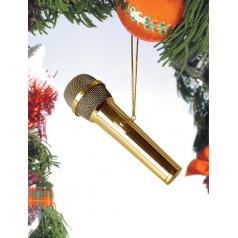 Black Microphone - $12.99