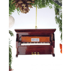 Brown Upright Piano - $10.99