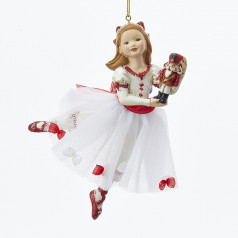 Red Clara Nutcracker - $11.99